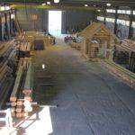Valmer Puit OÜ Palkmaja ehitus